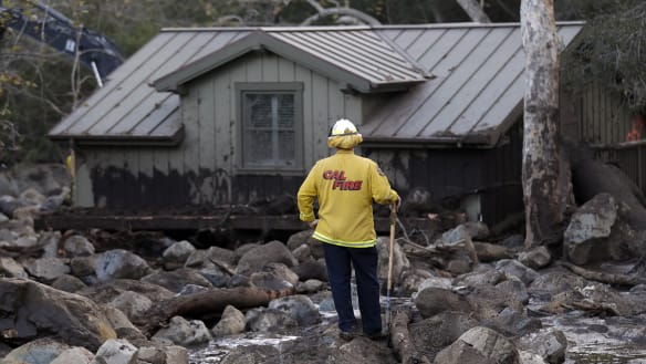 More found dead in California mudslide 'search and recovery'