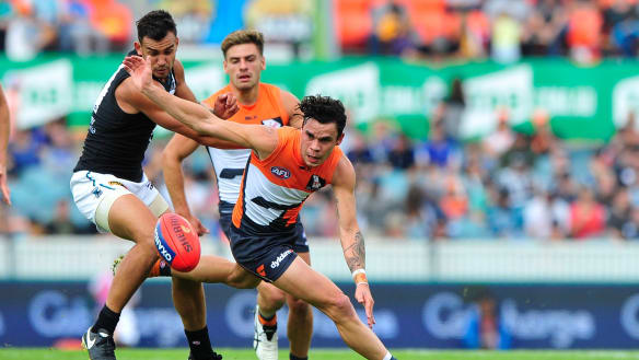 Giants could be exposed after Zac Williams' injury removes even more dash from defence