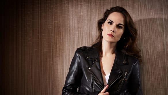 Michelle Dockery on life after Downton Abbey