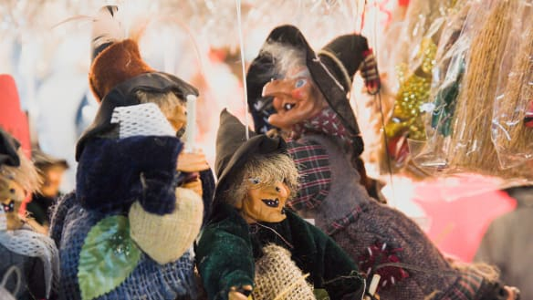 Beloved Roman tradition of Befana losing the battle with terrorism