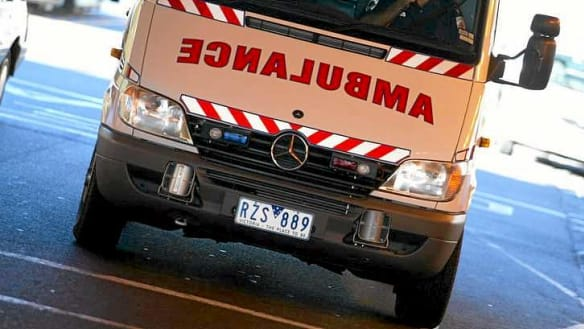 Motorcyclist fighting for life after Fitzroy smash