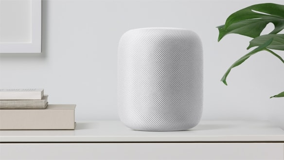 Apple HomePod to hit stores February 9