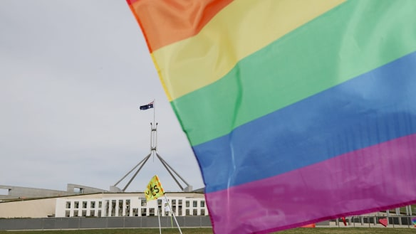 Same sex marriage vote live: Parliament to pass historic bill legalising gay marriage