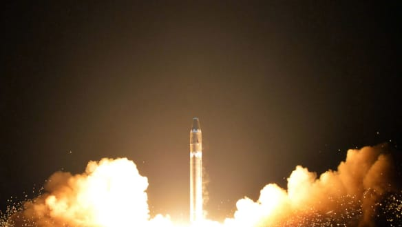 Japan issues false alarm over missile launch