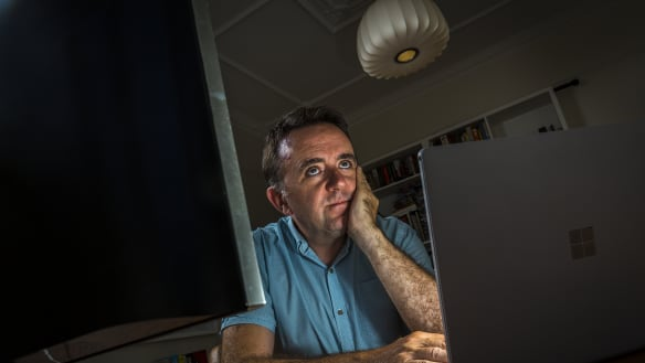 The Slap director latest to struggle with NBN connection