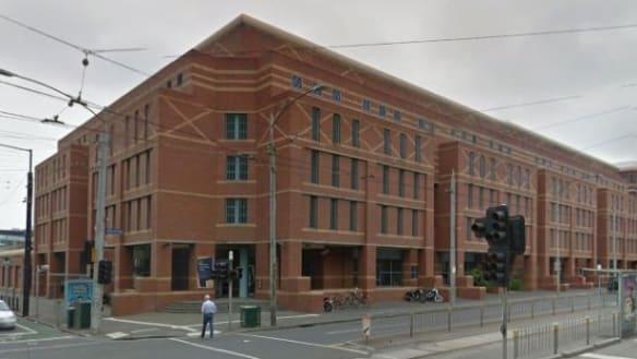 The Melbourne Assessment Prison.