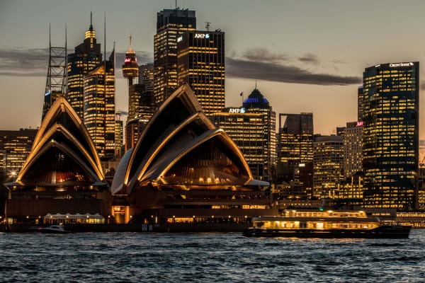 Aussie forex and finance sydney