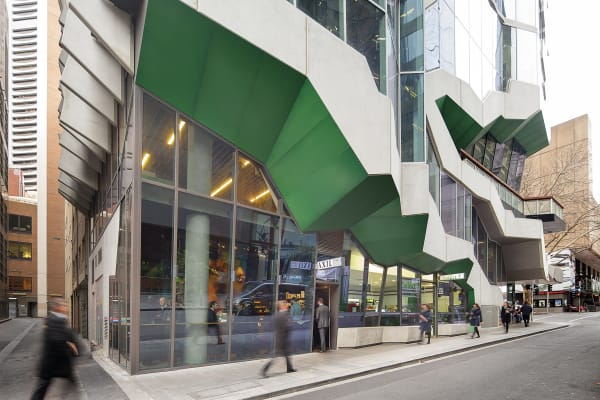 Architects sell floor of Melbourne CBD building to developer