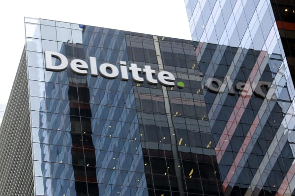 Deloitte builds tax at Ryan's expense