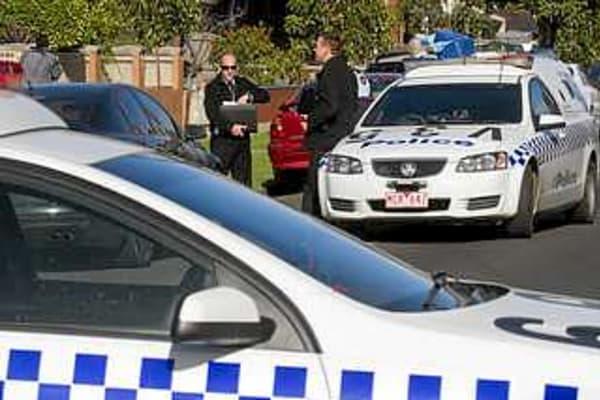 altona north shooting man hospitalised as police investigate. Black Bedroom Furniture Sets. Home Design Ideas