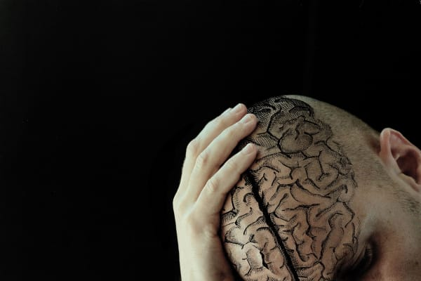 What antidepressants can do to a brain that is not depressed