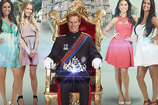 Fox's reality show a royal dating trick