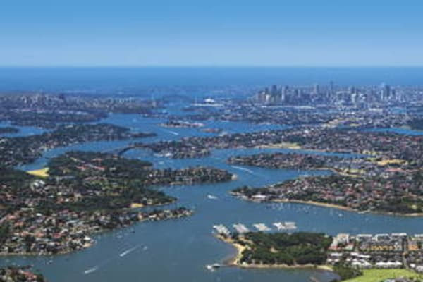 Australian property at No. 2 for international investment