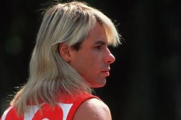 Afl S Greatest Mullets