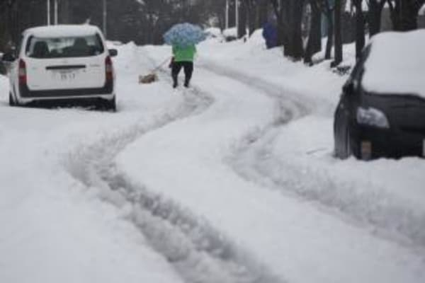 North Carolina Is This Storm's Atlanta - Newser