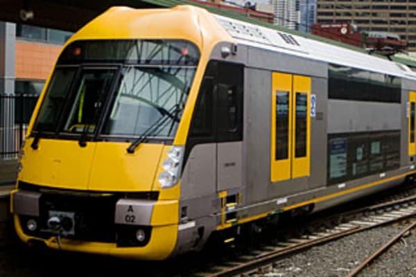 Double Decker Trains A Mistake For Sydney O Farrell