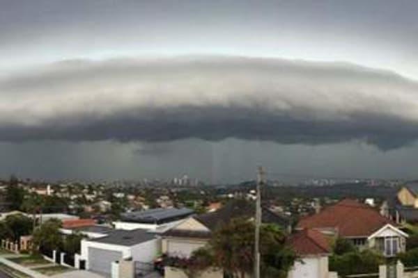 Sydney weather: thunderstorms, heavy rain lash NSW