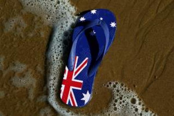 Put away the flags and enjoy your country on Australia Day