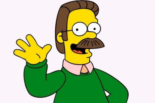 Is Harry Shearer, the voice of Ned Flanders, Mr Burns and ...