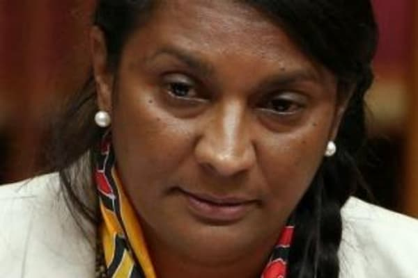 Nova Peris: Child custody blackmail attempt behind email allegations in News Corp publications
