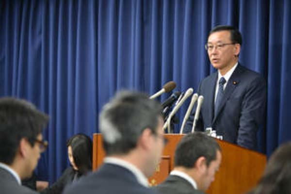 Japan executes two gangsters on death row