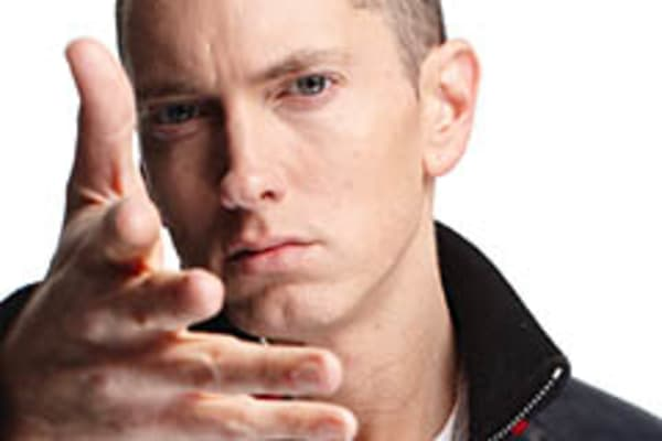 Who is eminem dating in Perth