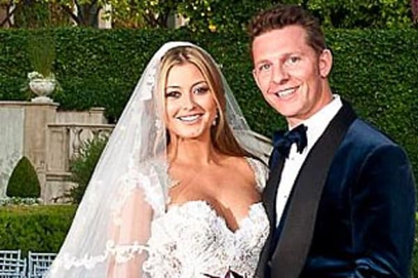 Holly Valance's Wedding Dress: The Good, The Bad And The Ugly
