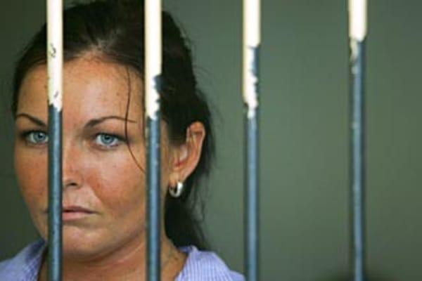 Riot At Jail Housing Corby And Bali Nine