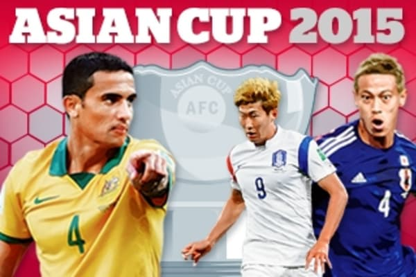 Asian Cup 2015: Interactive country-by-country guide