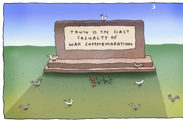The Saturday Age Cartoons, April 18, 2015