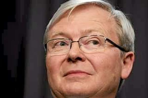 Rudd poll bounce boosts Labor