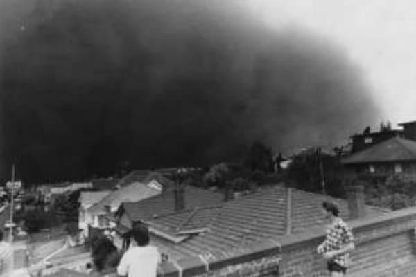 1983 Melbourne Dust Storm