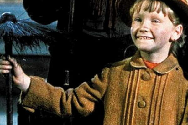 Jane Banks Actress Karen Dotrice Watches Mary Poppins For First Time