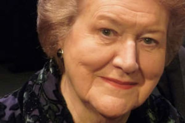 Patricia Routledge Is Keeping Up Her Stage Appearances