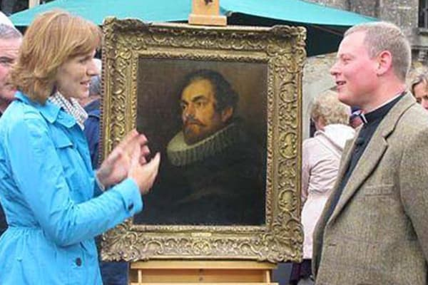 Antiques Roadshow says van Dyck find is worth thousands