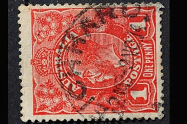 Not Worth 99c Stamp May Fetch 100 000