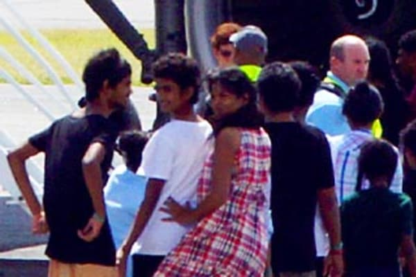 Scott Morrison claims asylum seekers brought to mainland Australia are economic migrants