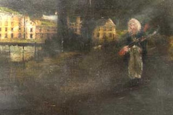 Martin Bryant painting causes controversy