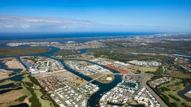 Stockland snaps up Hope Island site from administrators