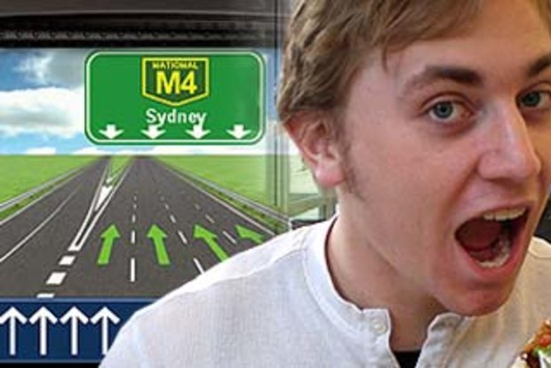 Chuck a u-ey': Aussie GPS knows where the bloody hell you are