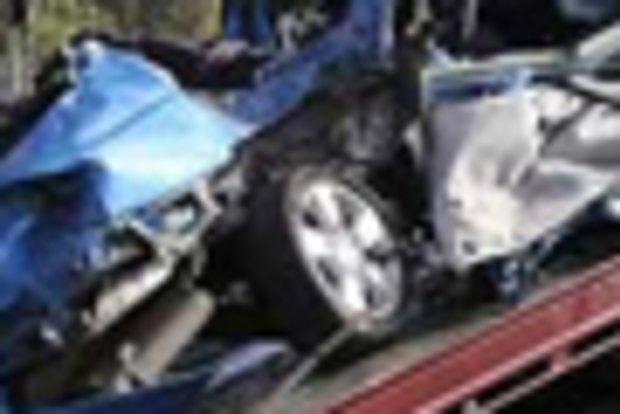 Five teens die in worst smash ever seen