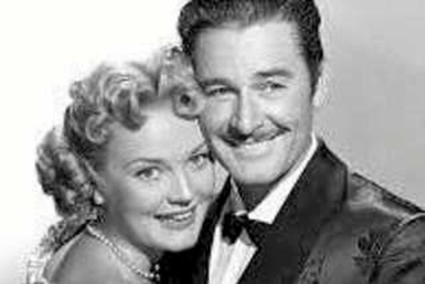 Leading role was to be Errol Flynn's wife