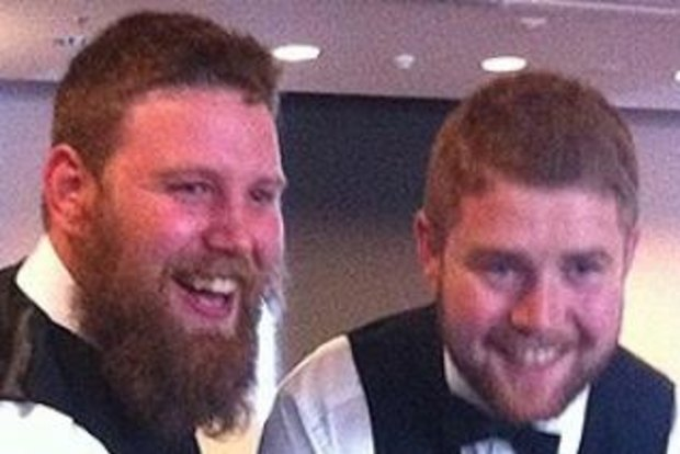 Gay groups angered as heterosexual men marry to win rugby trip