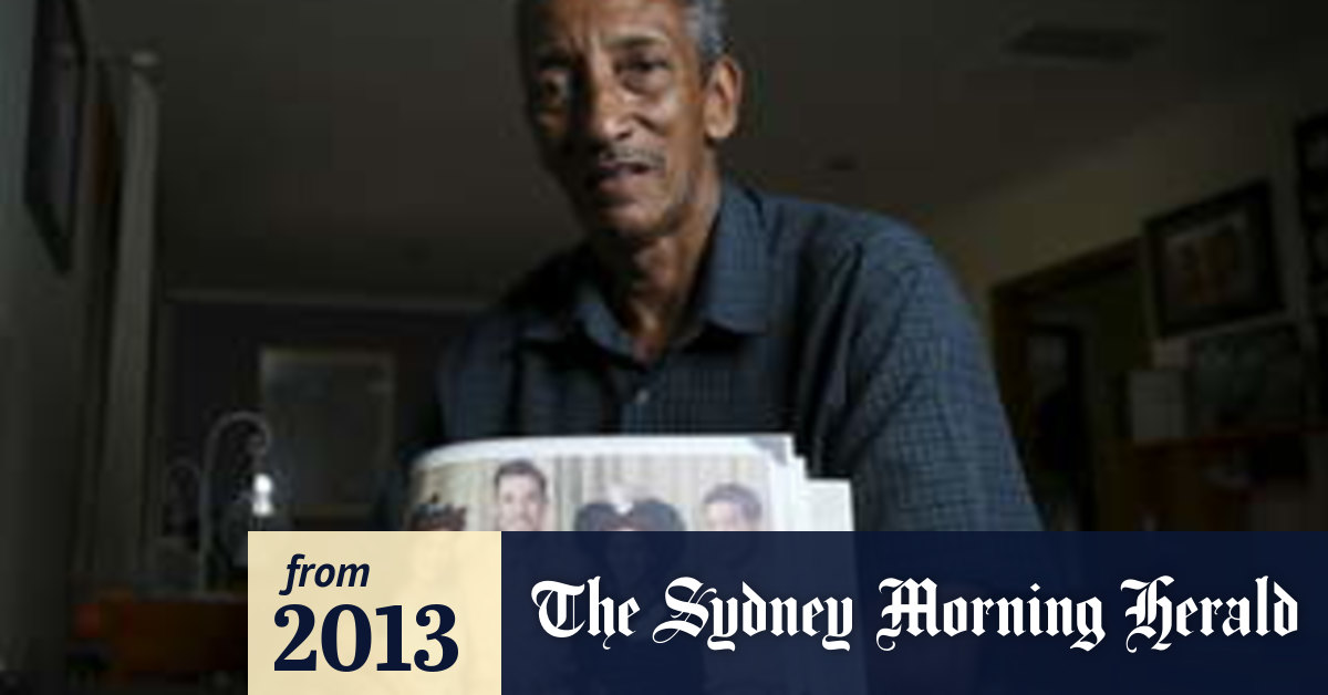 Soldier's family torn apart by White Australia policy