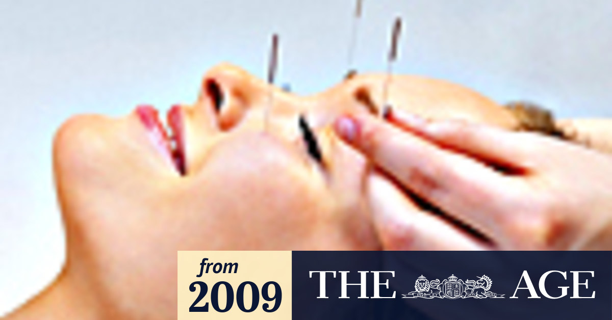 Acupuncture works - even without needles