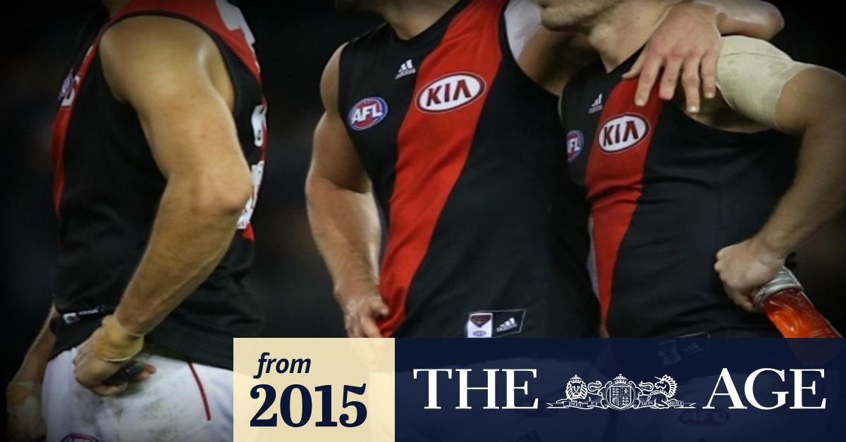 Statement from David Jones, chairman of AFL's anti-doping ...