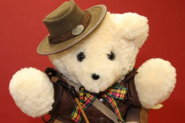 c1663da7943 Outback Queensland teddy among royal gifts