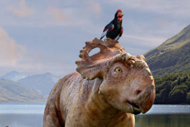 walking with dinosaurs 3d movie in hindi