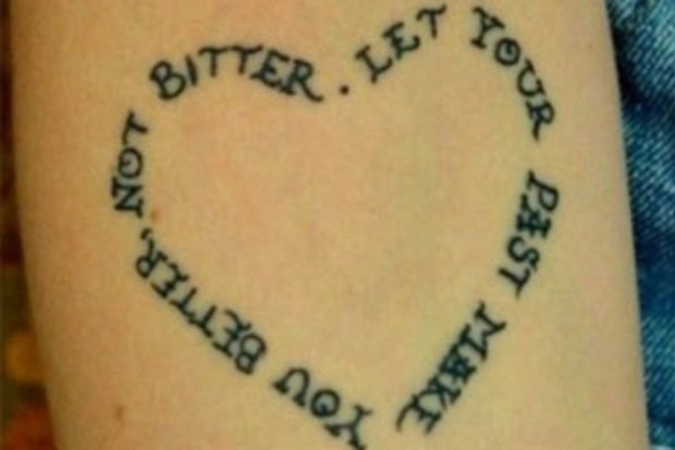 528392291a63e Are post-divorce tattoos rational?