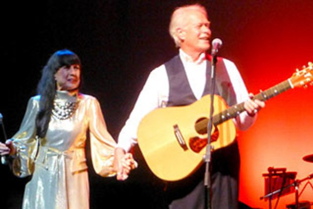 The Seekers bring a silent tear to the eye